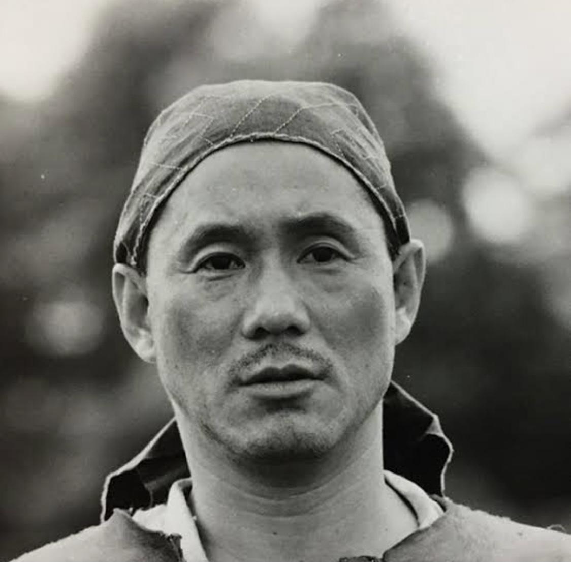 Takeshi Kitano in Hoshi wo tsugu mono (1990)