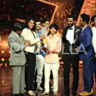Remo D'Souza, Dharmesh Yelande, Shakti Mohan, Punit Pathak, Raghav Juyal, and Tanay Malhara in Dance Plus (2015)