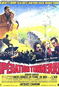 Opération tonnerre (1954)
