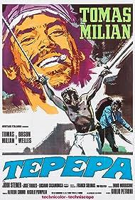 Tepepa Poster - Movie Forum, Cast, Reviews