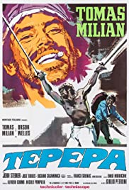 Tepepa (1969) Poster - Movie Forum, Cast, Reviews