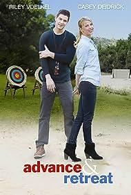 Casey Deidrick and Riley Voelkel in Advance & Retreat (2016)