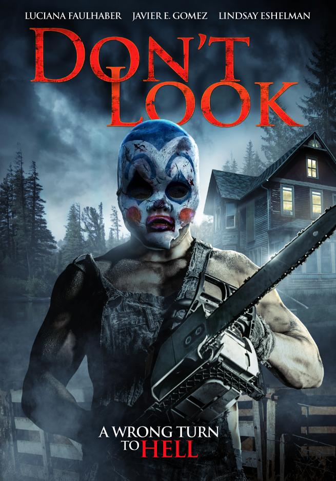 18+ Dont Look 2019 English Full Movie 250MB WEB-DL Download