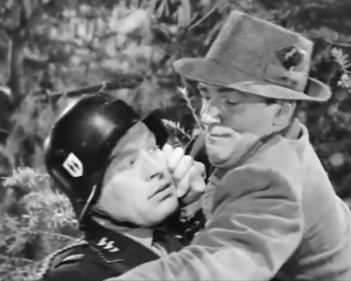 Walter Pidgeon in Man Hunt (1941)