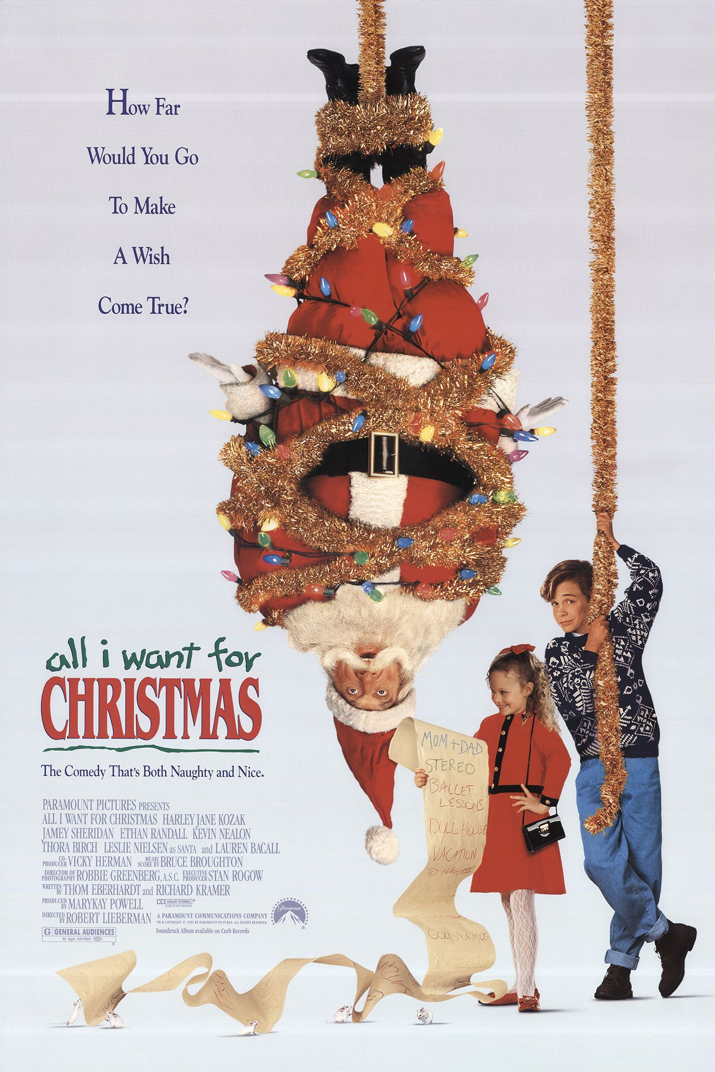 all i want for christmas 1991 imdb