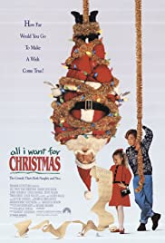 all i want for christmas poster - When Did Christmas Become A National Holiday
