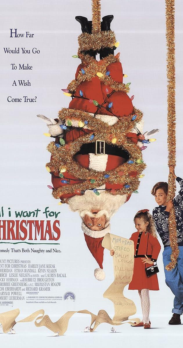 All I Want for Christmas (1991) - All I Want for Christmas (1991 ...
