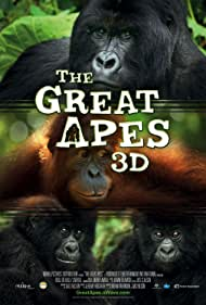 The Great Apes 3D (2015)