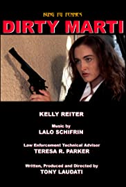 Dirty Marti Poster