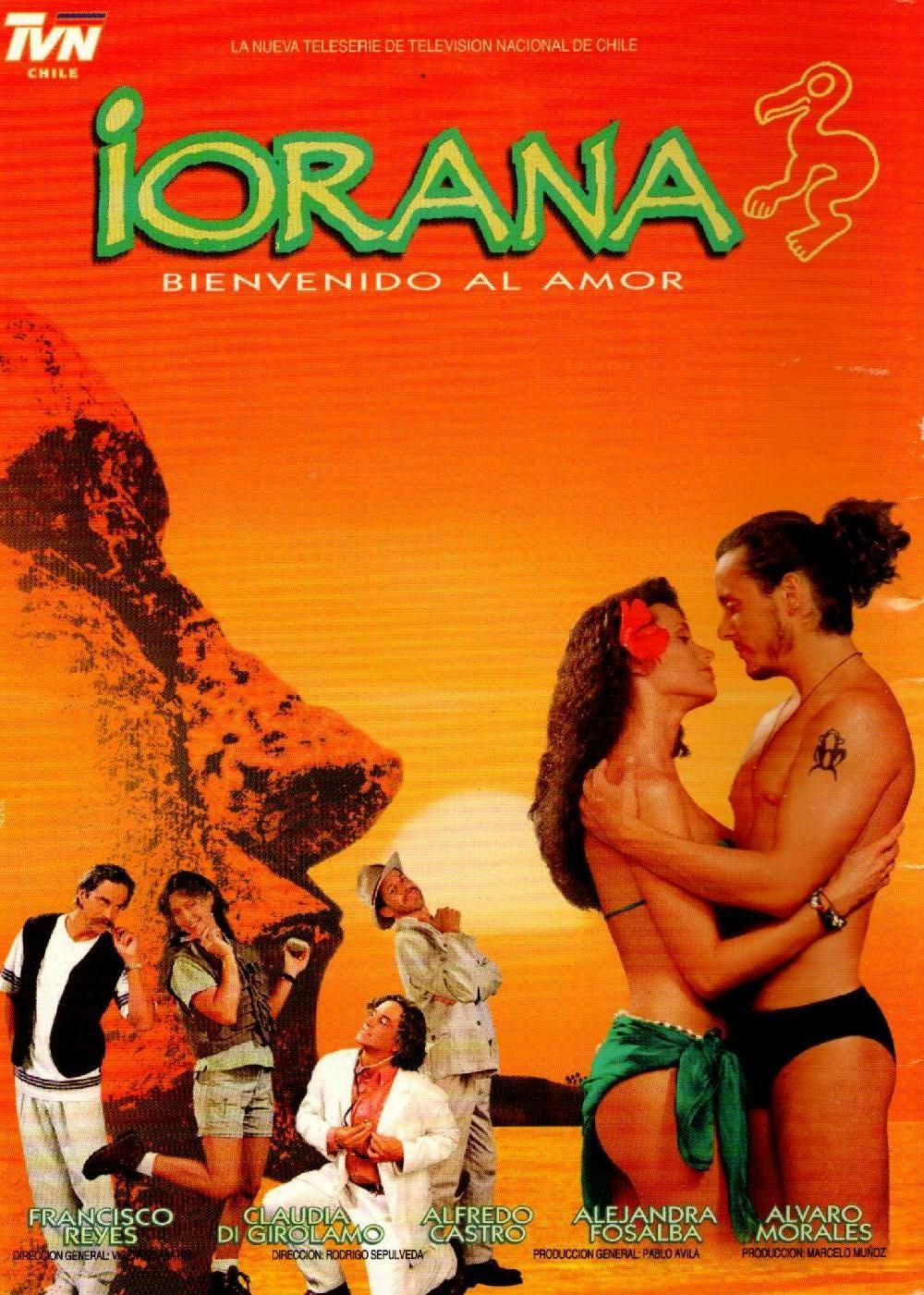 teleserie iorana