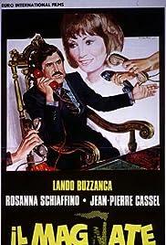 Il magnate Poster