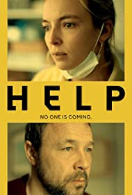 Stephen Graham and Jodie Comer in Help (2021)