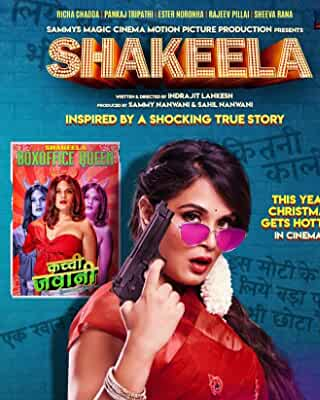 Shakeela (2020) Hindi Movie 480p | 720p | 1080p | Filmyzilla