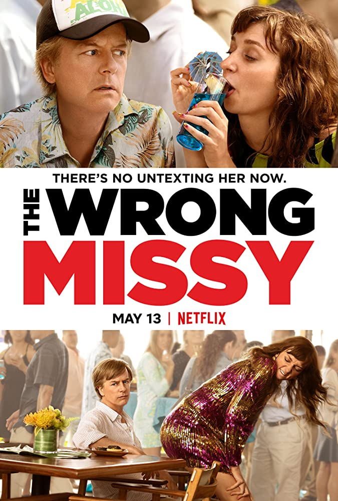 The Wrong Missy 2020 English 300MB HDRip 480p