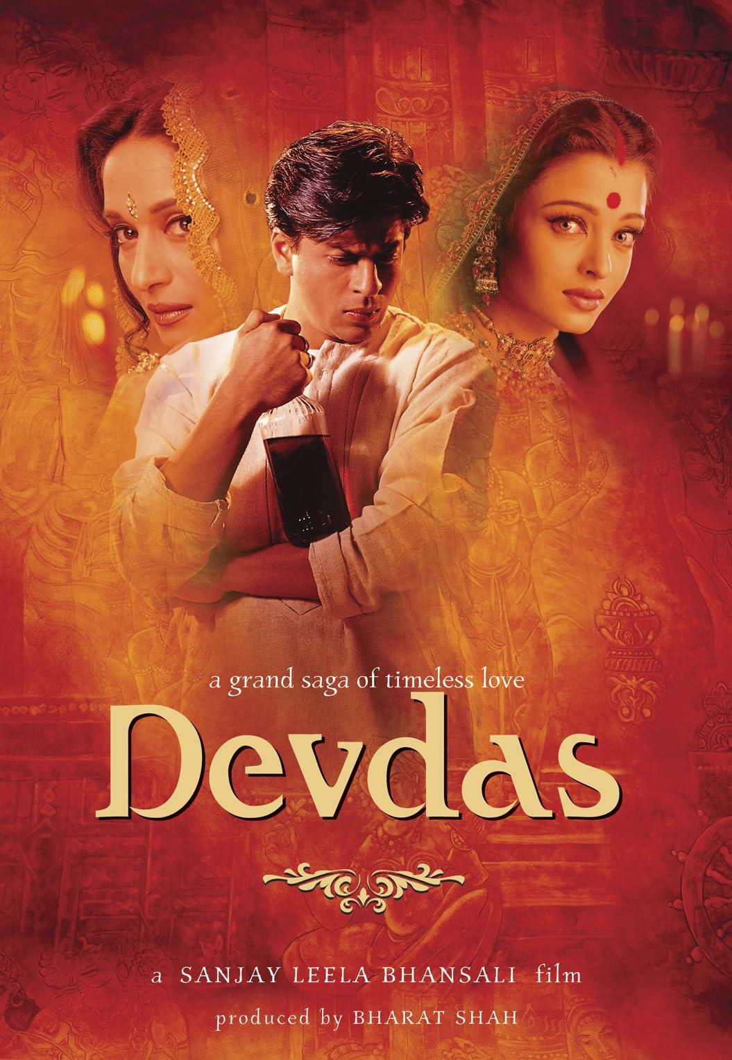 Devdas (2002) Hindi 1080p | 720p | 480p Full Movie Watch Online Download