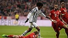 Eighth-Final FC Bayern Munich vs Juventus FC