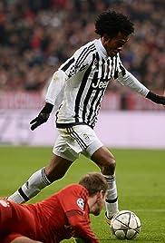 Eighth-Final FC Bayern Munich vs Juventus FC Poster