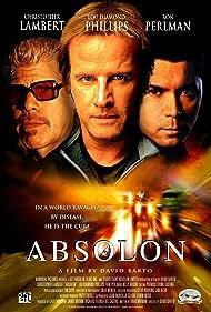 Christopher Lambert, Ron Perlman, and Lou Diamond Phillips in Absolon (2003)