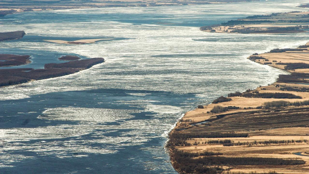 restabilirea vederii în Volga