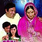 Sanjeev Kumar, Vidya Sinha, and Ranjeeta Kaur in Pati Patni Aur Woh (1978)