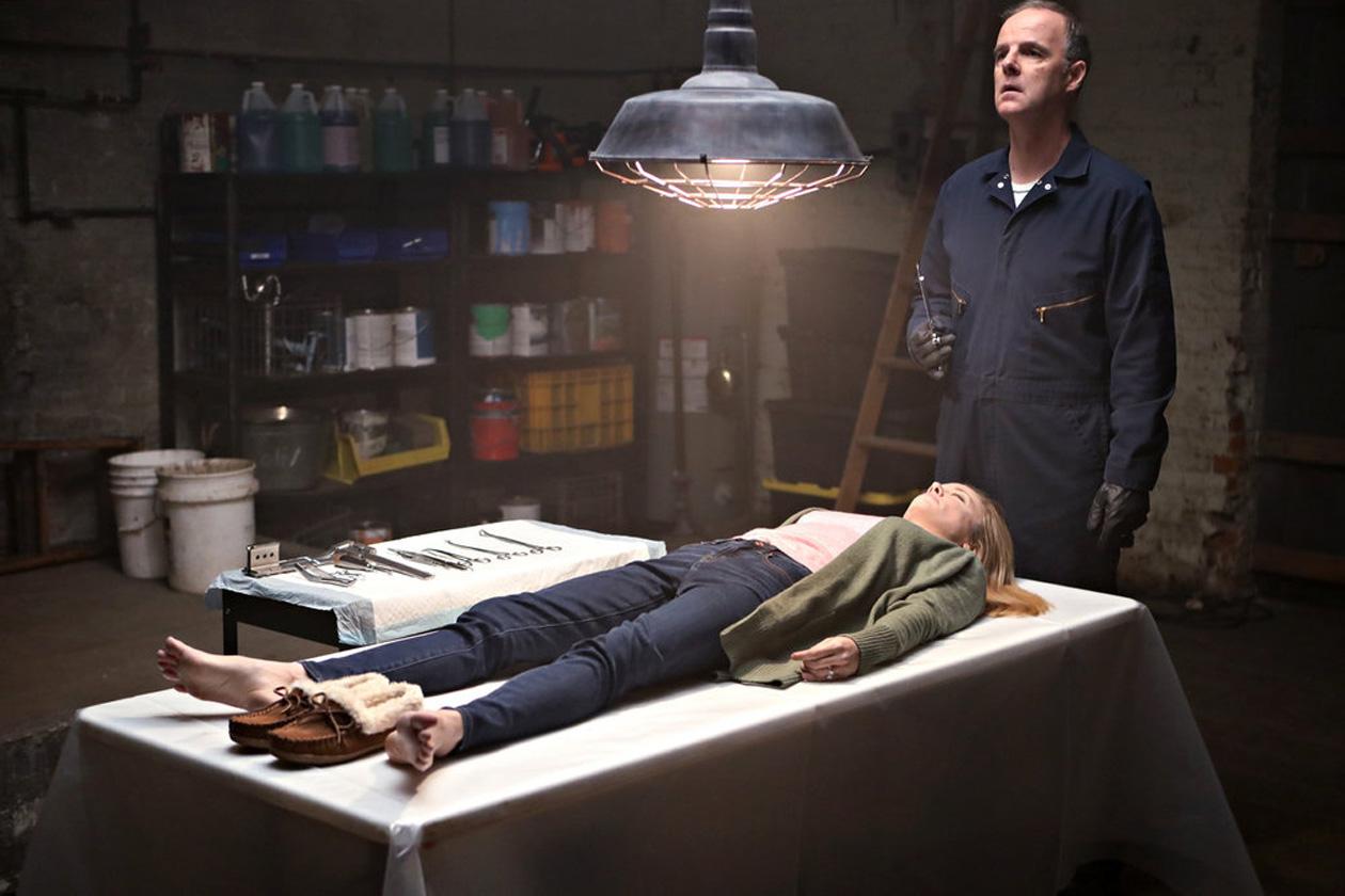 Brían F. O'Byrne in Original Sin (2020)