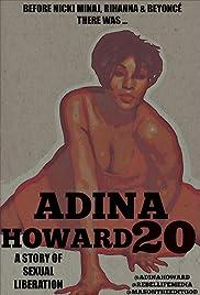 Adina Howard 20: A Story of Sexual Liberation Poster