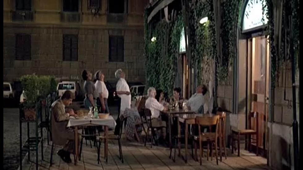 Giancarlo Giannini in Il male oscuro (1990)