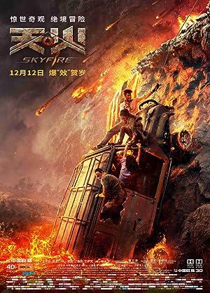 مشاهدة فيلم Skyfire 2019 مترجم أونلاين مترجم