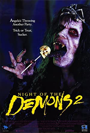 Where to stream Night of the Demons 2