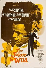 Frank Sinatra, Jeanne Crain, and Mitzi Gaynor in The Joker Is Wild (1957)