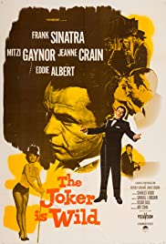 The Joker Is Wild (1957) Poster - Movie Forum, Cast, Reviews