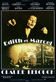 Edith and Marcel Poster