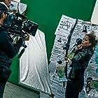 Andrew Grant-Christensen and Simone Lykke in Zombiehagen (2014)