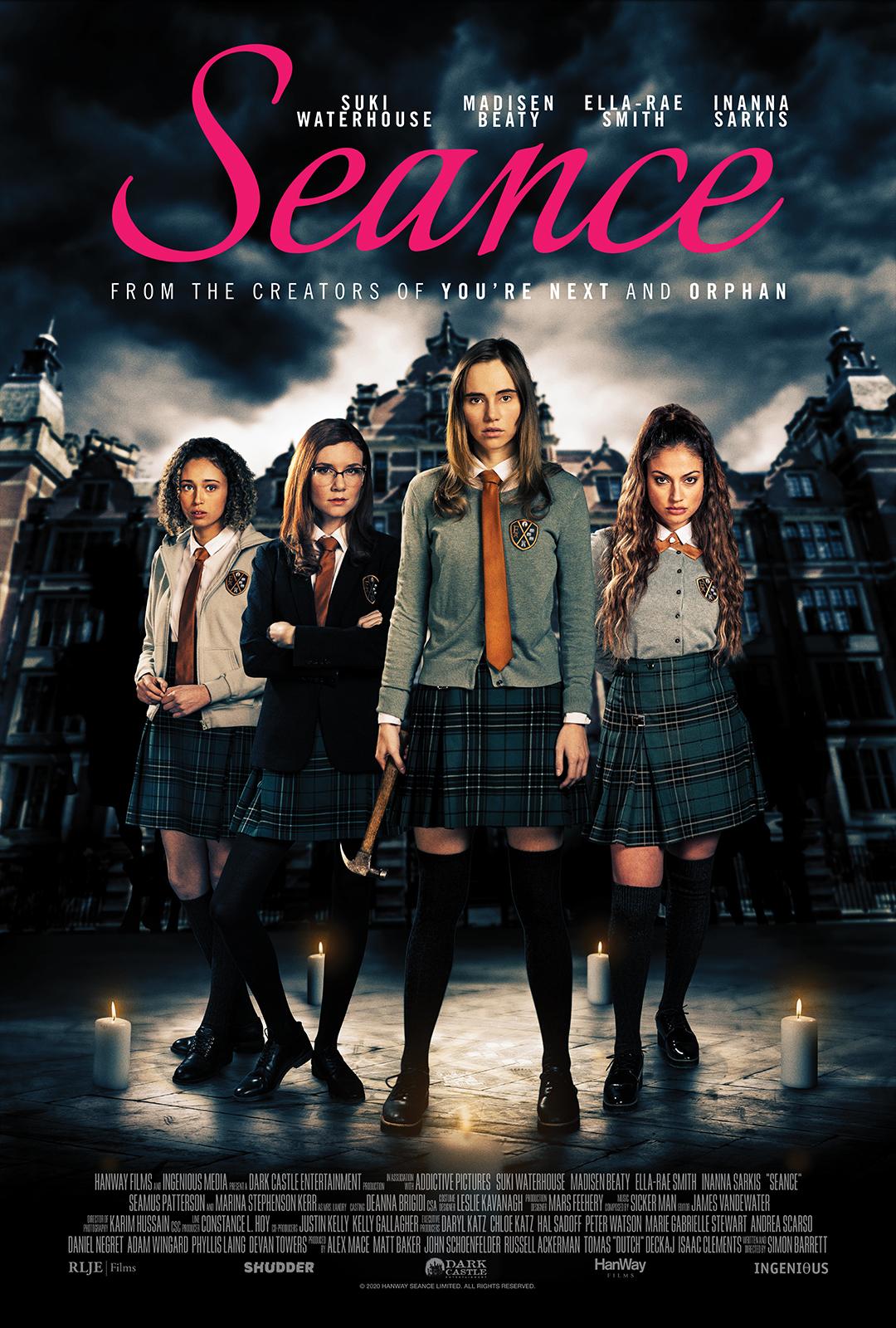 Seance (2021) - IMDb