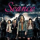 Madisen Beaty, Suki Waterhouse, Inanna Sarkis, and Ella-Rae Smith in Seance (2021)