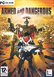 Psp movie downloads free Armed \u0026 Dangerous [HDRip]