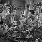 Denise Alexander, Jeanne Evans, Lori March, Joe Maross, and Fritz Weaver in The Twilight Zone (1959)
