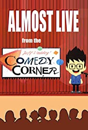 Almost Live from the Comedy Corner Poster