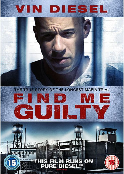 Find Me Guilty مترجم