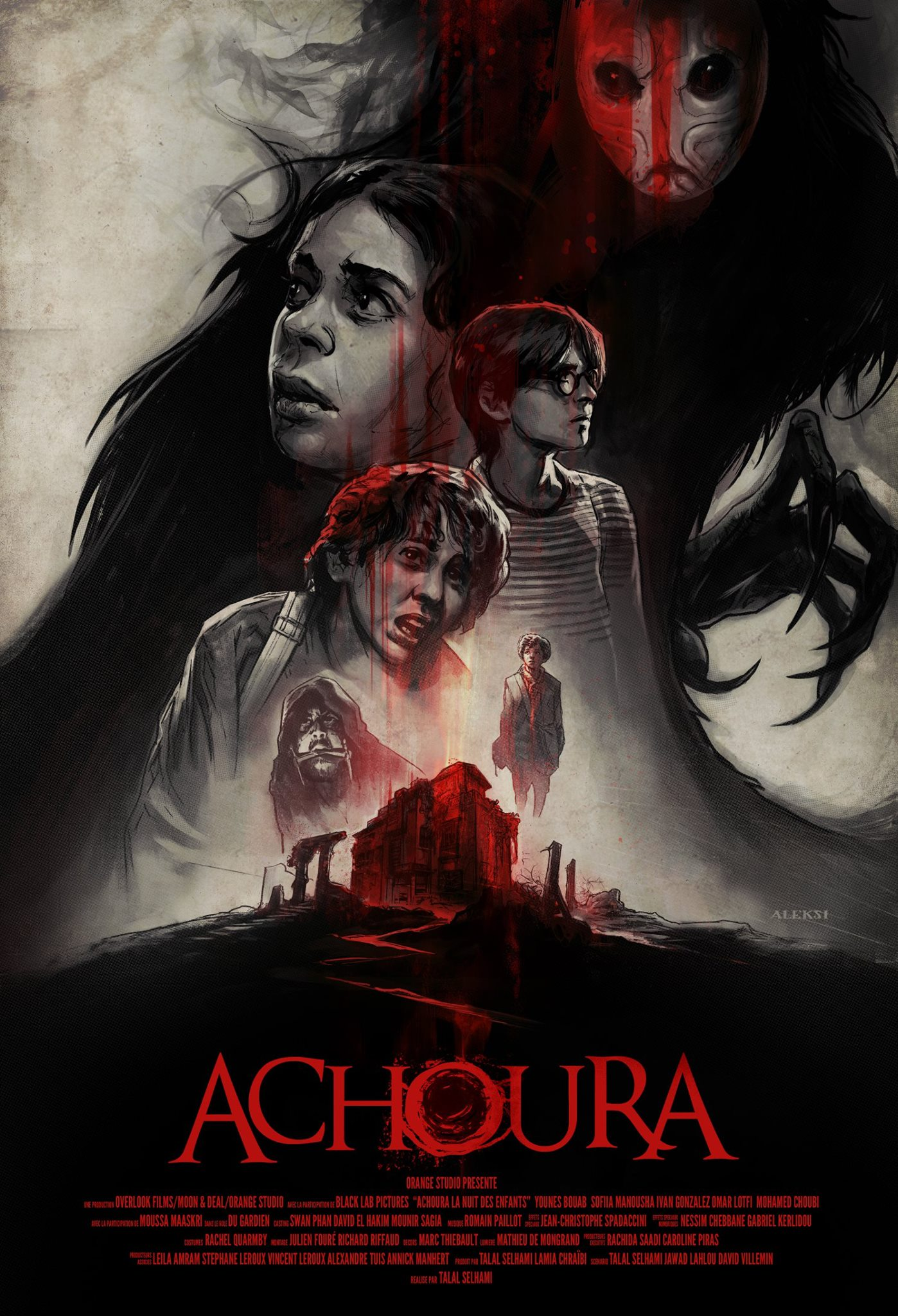 Achoura (2018) Hindi Dubbed