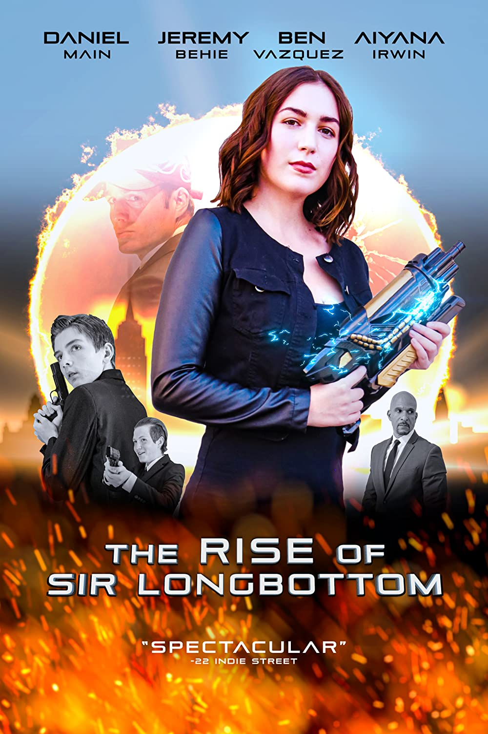 The Rise of Sir Longbottom 2021 English 720p HDRip 800MB Download