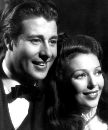 Don Ameche and Loretta Young in The Story of Alexander Graham Bell (1939)