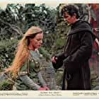 David Hemmings and Prunella Ransome in Alfred the Great (1969)