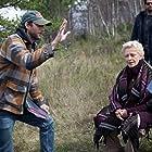 Roberta Maxwell and Jon Deitcher in Unearthing (2015)