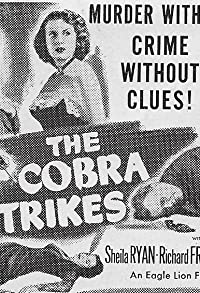 Primary photo for The Cobra Strikes