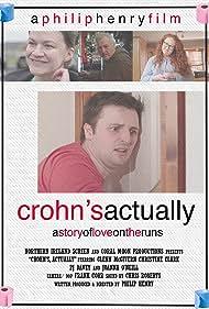 Christine Clark, Glenn McGivern, Joanna O'Neill, and P.J. Davey in Crohn's, Actually (2019)