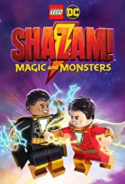 Lego DC : Shazam-Monstres et Magie