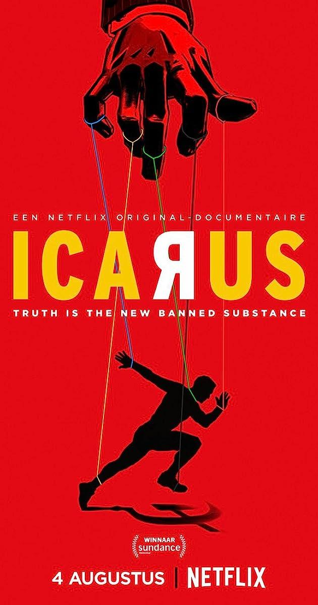 Icarus (2017) - IMDb