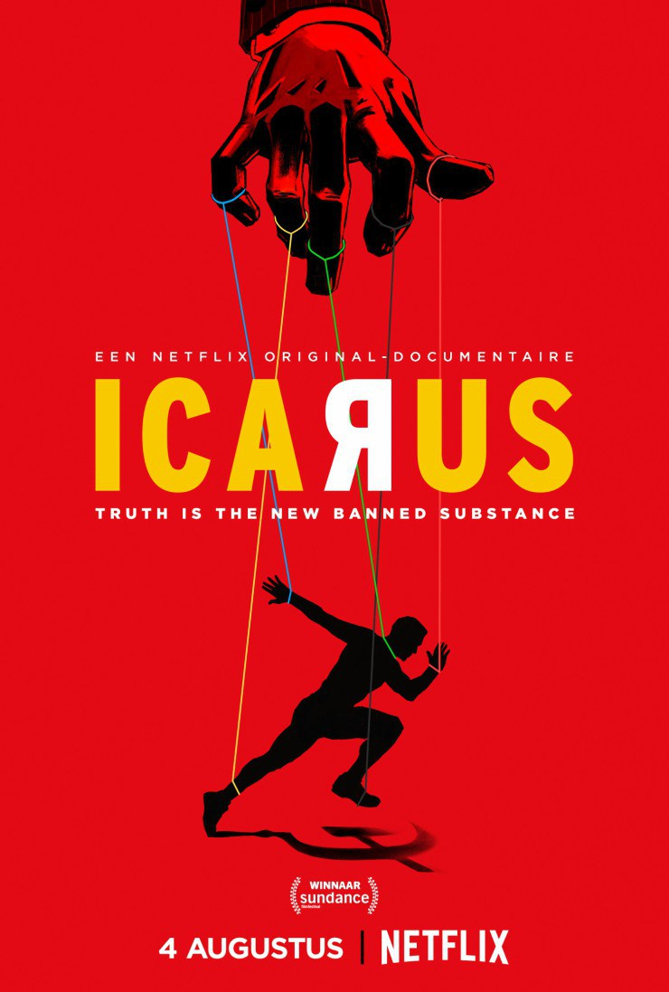 Icarus (2017) WEBRip 720p & 1080p