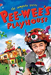 Primary photo for Pee-wee's Playhouse: Building the Playhouse